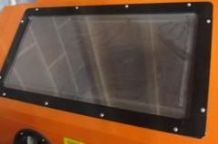 Replacement Glass Screen for SBC990 Sand Blasting Cabinet
